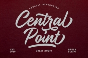 Central Point font download