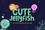 Cute Jellyfish font download
