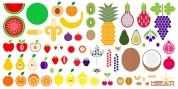 Fruits font download