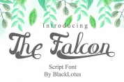 The Falcon font download