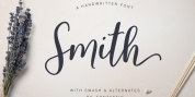 Smith Script font download