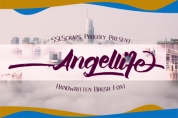 Angellife font download