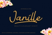 Janille font download