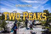 Two Peaks font download