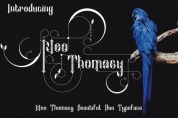 Neo Thomasy font download