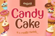 Candy Cake font download