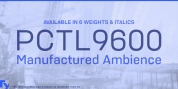 PCTL9600 font download