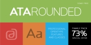 Ata Rounded font download