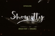 Showetty font download