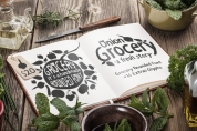 Grocery Rounded font download
