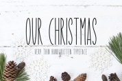 Our Christmas font download