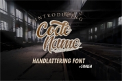 Codename font download