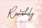 Reinachely font download