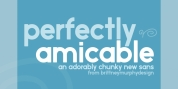 Perfectly Amicable font download