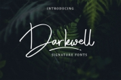 Darkwell Family font download