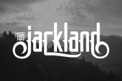 Jackland Two font download