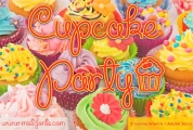 Cupcake Party font download