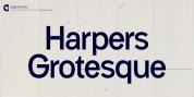 Harpers Grotesque font download