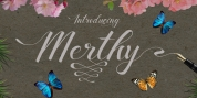 Merthy font download