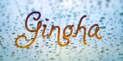 Gingha font download