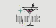 Happy Hour Doodles font download
