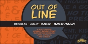 Out Of Line BB font download