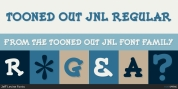 Tooned Out JNL font download