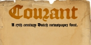 Courant font download