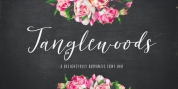 Tanglewoods font download
