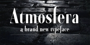 atmosfera font download