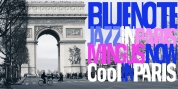 BlueNote font download