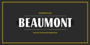 Beaumont font download