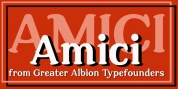 Amici font download