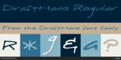 DraftHand font download
