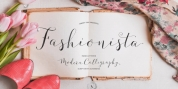 Fashionista font download