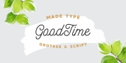MADE GoodTime font download