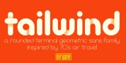 Tailwind font download