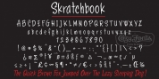 Skratchbook font download