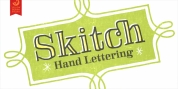 Skitch font download