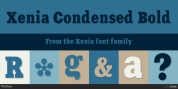 Xenia font download