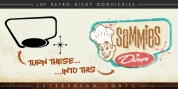 LHF Retro Ricky Doohickies font download