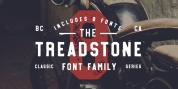 Treadstone font download