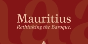 Mauritius font download