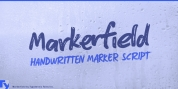 Markerfield font download