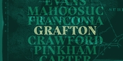 Grafton Titling font download