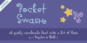 Pocket Swash font download