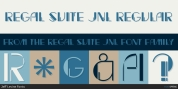 Regal Suite JNL font download