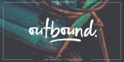 Outbound font download