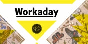 Workaday font download