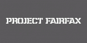 Project Fairfax font download